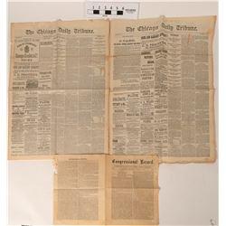Chicago Tribune Issues Run Nevada Stories-2  (20238)