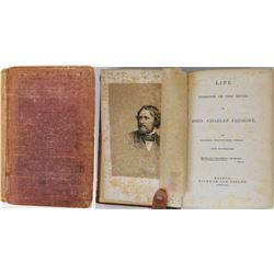 Explorations & Public Services of John C. Fremont 1st Edition  (125444)