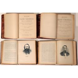 History of the Pacific Northwest; Oregon and Washington 1889 in two volumes  (120625)