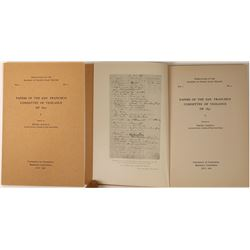Papers of the San Francisco Committee of Vigilance of 1851  (124321)