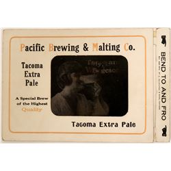 Pacific Brewing & Malting Co. 3D Postcard  (125883)