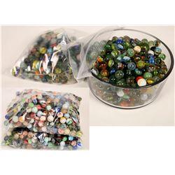 Bulk Marble Lot  (125424)