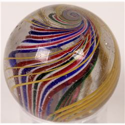Divided core marble. Large  (125411)