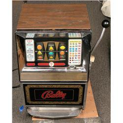 Ballys Three Reel  5 cent Slot Machine  (125247)