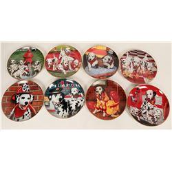 Dalmations Galore! Porcelain Collector Plates  (125327)