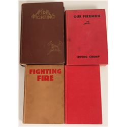 Early Firefighting Publications (4 Books)  (125654)