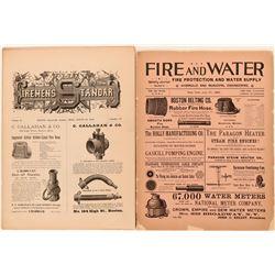Firemen's Weekly & Semi-Weekly Journals  (125323)