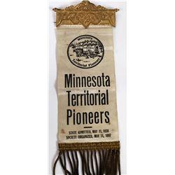 Minnesota Territorial Pioneers Badge  (124074)