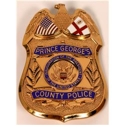 Prince George Inaugural badge  (121824)