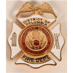 DCFD badge  (121829)