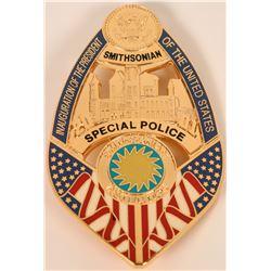 Smithsonian Institute Inauguration Badge  (121925)
