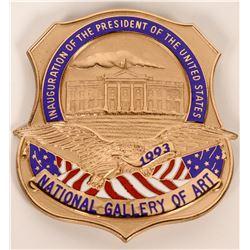 Inaugural Badge National Gallery of Art  (121832)