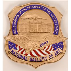 Inaugural Badge National Gallery of Art  (121832)