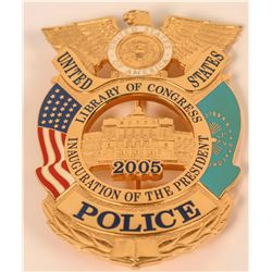 Library of Congress Police Badge  (121901)