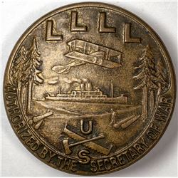 Loyal Legion of Loggers and Lumbermen Union Badge  (124033)