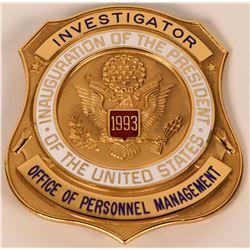 Personnel Management Investigator  (121841)