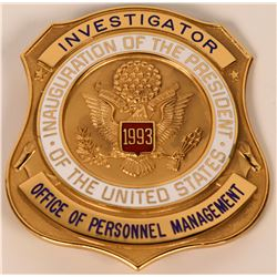 Personnel Management Investigator  (121841)