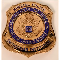 Smithsonian Institution Special Police #000  (121842)