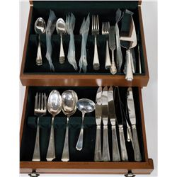 Gorham Sterling Silverware Set 73.14 Tr Oz 925  (125209)