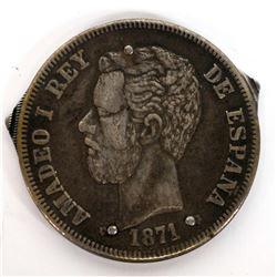 Coin Knife  (124075)