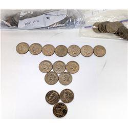 Eisenhower Dollars  (124153)