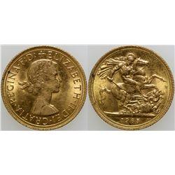 Gold Sovereign  (120693)