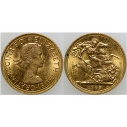 Gold Sovereign  (120693)