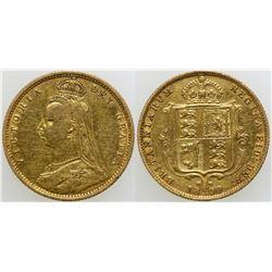 Gold Sovereign  (120694)