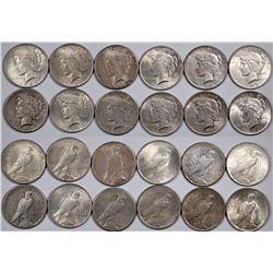 Peace Dollar Dozen  (124049)