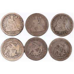 Seated Liberty Quarters  (124052)