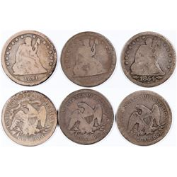 Seated Liberty Quarters  (124052)