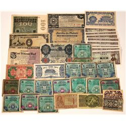 Foreign Currency  (121980)