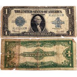 Silver Certificate, $1  (124133)