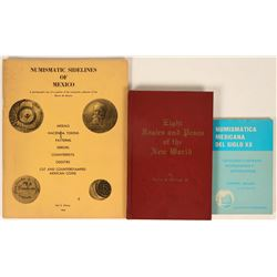 Mexican Coin Books  (124009)
