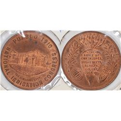 National Irrigation Congress Medal  (124193)