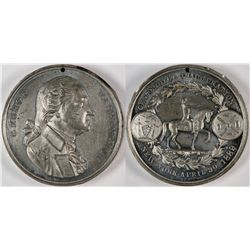 George Washington Centennial Medal  (124030)