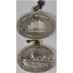 Maritime Service Medal  (124037)