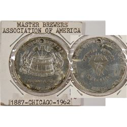 Master Brewers Association of America Medal  (124236)