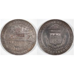 Century of Progress Silver Medal HK 870  (124223)