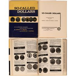 Rare First Edition So Called Dollars by Hibler and Kappen  (124006)