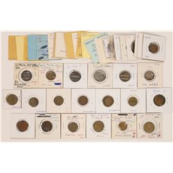 Victoria tokens collection  (121972)