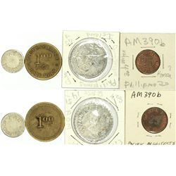 Philippines Military Token Collection  (124373)
