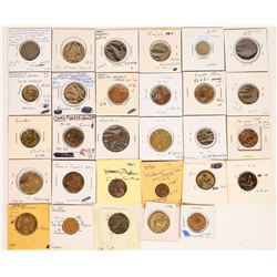 British Store Cards/Tokens  (122107)