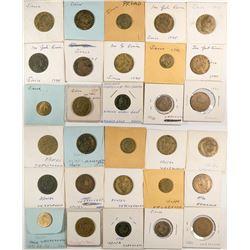 George III tokens  (121988)