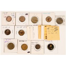 George IV Tokens/Counters  (121985)