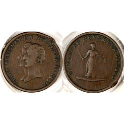 Resignation Token of Earl Grey and William Russel  (121982)