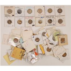 To Hanover Tokens (Lot of 82)  (122064)