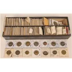 Die Sinkers Collection - 326 piece variety  (121960)