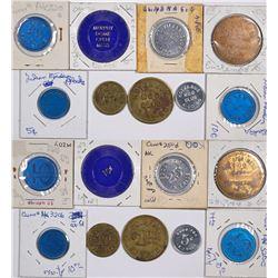 Alaska Military Token Collection  (124367)