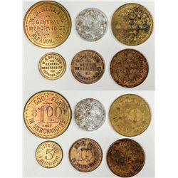 Alpaugh California Token Collection  (122613)